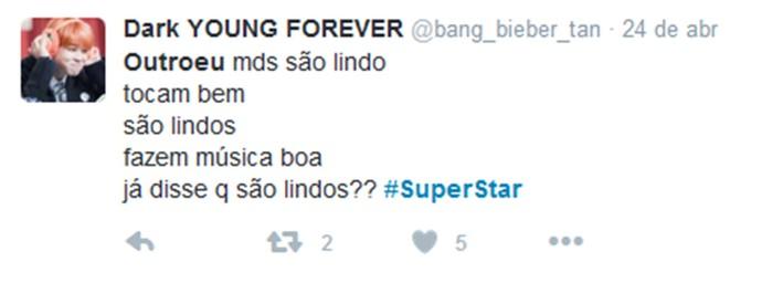 Outro Eu SuperStar (Foto: Reprodução/Internet)