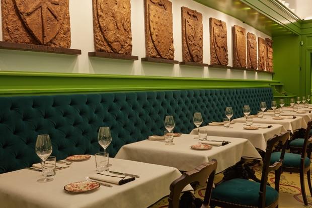 Osteria Gucci (Foto: divulgação )