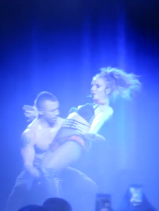 Britney Spears (Foto: twitter / Reprodução)