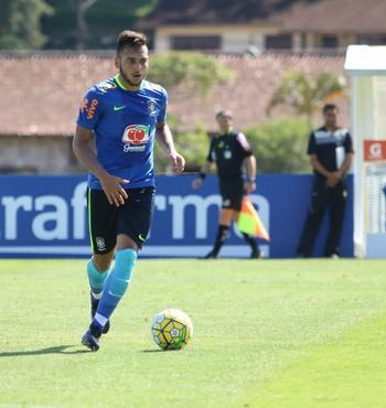 Maycon seleção brasileiro sub-20 (Foto: Kin Saito/CBF)