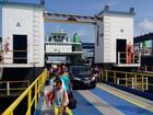 Sistema ferry boat terá 1.050 vagas extras em hora marcada para carnaval