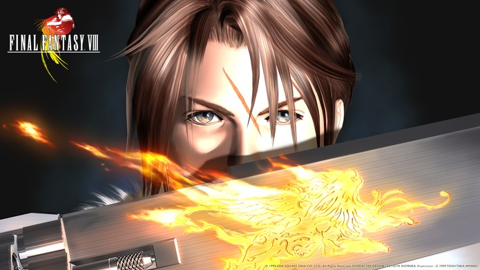 Final Fantasy 8 é uma das ofertas da PSN (Foto: Divulgação/Square Enix)