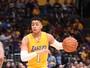 Com atuação de gala de Russell e Ivica Zubac, Lakers batem Denver em casa