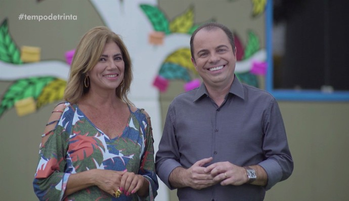Edilane Araújo e Carlos Siqueira (Foto: Reprodução)