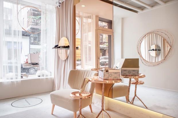 Nova loja da Josefinas em Nova York celebra a delicadeza (Foto: Divulgação)