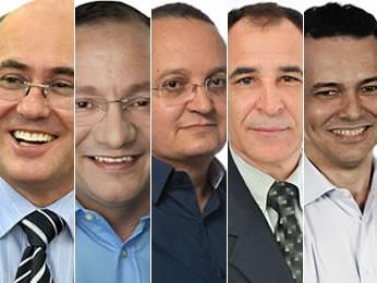 Candidatos ao governo de Mato Grosso - 346 (Foto: Arte G1)