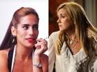 Divirta-se com encontro entre vilãs sinistras de Adriana Esteves e Gloria Pires