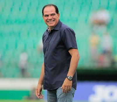 Waguinho Dias técnico União Barbarense (Foto: Rodrigo Villalba / Memory Press)