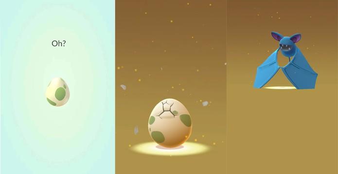 Pokémon Go tem estimula o jogador a andar pela cidade (Foto: Reprodução/Caio Fagundes)