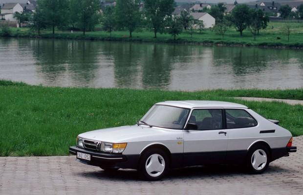 Saab 900 (Foto: Divulgação)