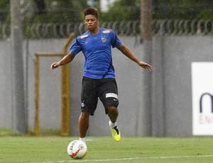 André - Santos (Foto: Ricardo Saibun/Divulgação Santos FC)