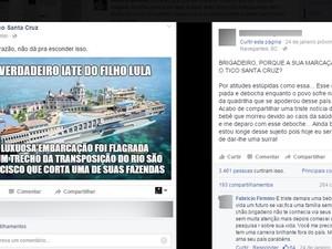 Internauta afirmou que tinha vontade de agredir cantor por causa de post (Foto: Divulgação/Arquivo Pessoal)