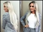 Juju Salimeni revela segredo de seu cabelo: 'Muita hidratação!'