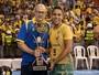 Na despedida de Morten, Brasil leva título do Quatro Nações em Belém