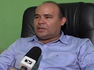 Raimundo Filho Paço do Lumiar (Foto: Reprodução/TV Mirante)