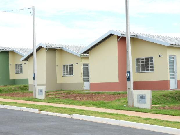 Famílias do residencial têm renda acima de R$ 1.600 e abaixo de R$ 3.275 (Foto: Assis Cavalcante)