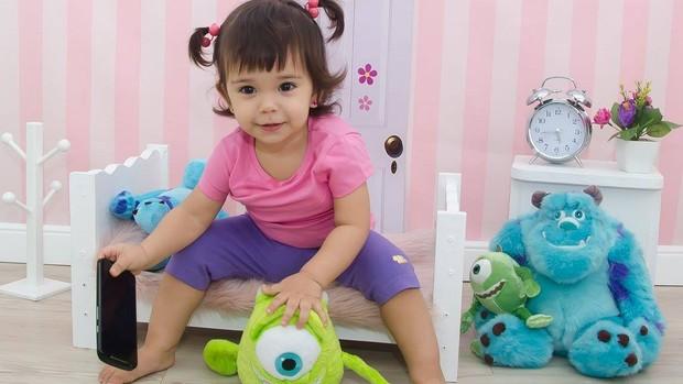 Veja quem enviou sua foto para o Talento Kids - Edição Cosplay (Kamila Aparecida Bauer)