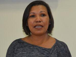 Vera Lúcia (PSTU), candidata a prefeita de Aracaju (Foto: Marina Fontenele/G1 SE)