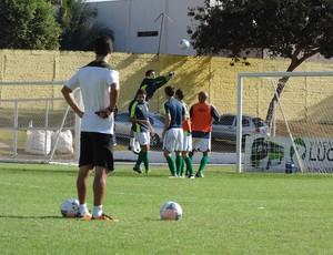 Treinos Luverdense 2013 (Foto: Assessoria/Luverdense Esporte Clube)