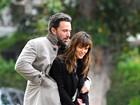 Ben Affleck e Jennifer Garner estão em crise no casamento, diz revista