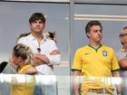Famosos lamentam goleada da Alemanha em cima do Brasil