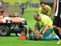 Exame confirma lesão, e Mina pode ser desfalque por até oito semanas