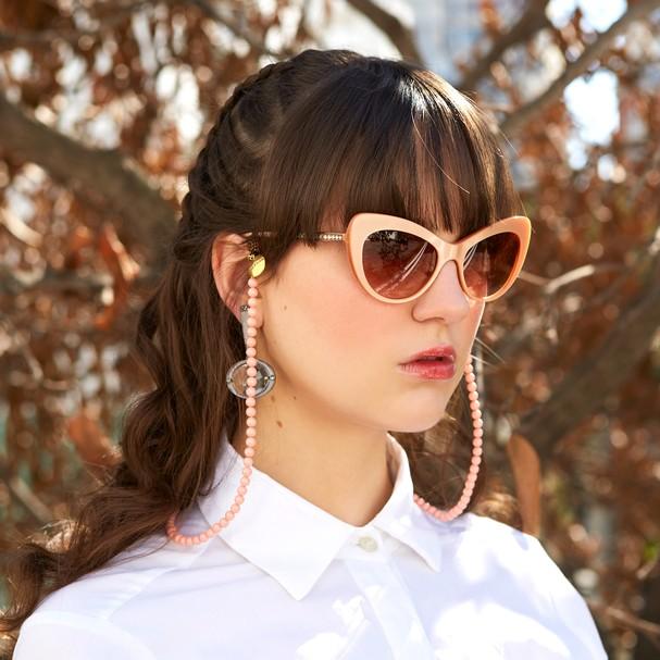 Correntes de óculos Camila Klein (Foto: Divulgação)