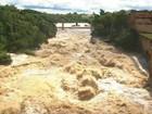 Defesa Civil de Salto emite alerta para moradores deixarem casas
