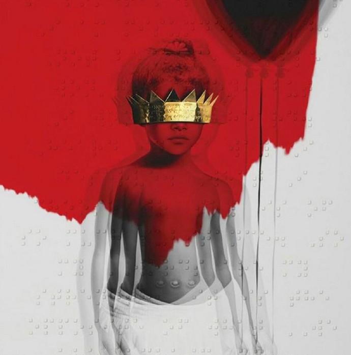 """Arte do artista Roy Nachum ilustrará a capa do álbum """"ANTI"""" de Rihanna (Foto: Reprodução)"""