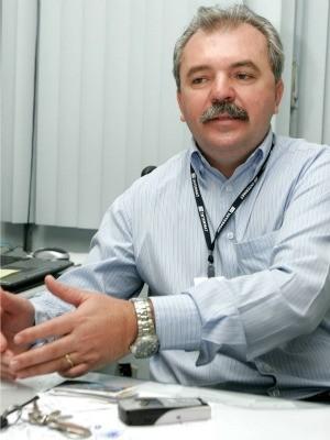 Afonso Dalberto, ex-presidente do Intermat. (Foto: GCom-MT)