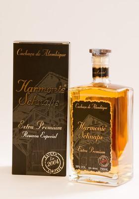 cachaça-alambique-destilacao-extra-premium-Harmonie-Schnaps (Foto: Divulgação/Harmonie Schnaps)