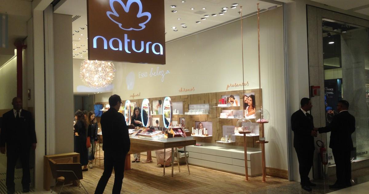 3cff7c82b G1 - Natura inaugura sua primeira loja física no Brasil - notícias em  Negócios