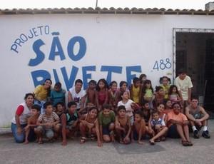 Projeto São Pivete (Foto: Henrique Silva/Arquivo Pessoal)