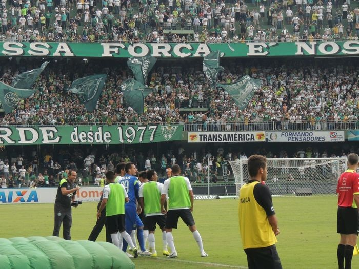 Blog Torcida Coritiba - comemoração