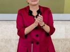 Dilma diz que governo criou 'ambiente' para queda dos juros