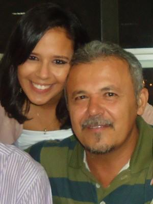 O parto de Tamilla Renelly R. S. de Oliveira foi realizado pelo pai (Foto: VC no G1)