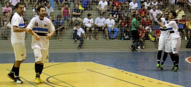 Crensa x AABB (Foto: Josiel Martins )