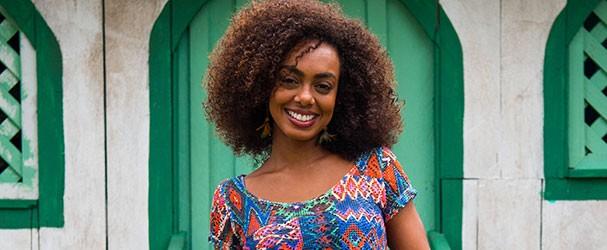 Marilda (Dandara Mariana) (Foto: TV Globo)