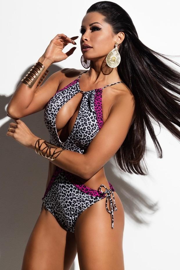 Fernanda D'ávila (Foto: Rogério Tonello / MF Models / Divulgação)
