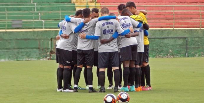 São Carlos Série A3 2017 (Foto: Paulino Mello / Velo Clube)