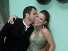 Rayanne Morais comemora aniversário com Latino