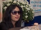 Jennifer Pamplona faz desabafo sobre morte de Celso Santebanes