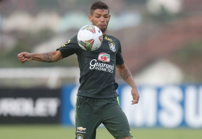 Carlos seleção brasileira sub-20 (Foto: Rafael Ribeiro / CBF)