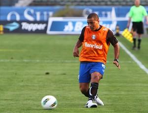Anderson Pico participou de jogo-treino dos reservas do Grêmio (Foto: Lucas Uebel/Grêmio FBPA)