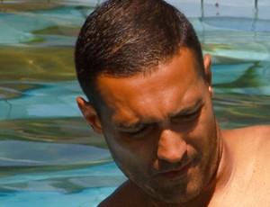 Fernando Gaúcho, atacante do Guarani (Foto: Reprodução / EPTV)