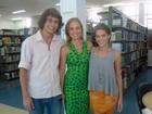 Amigos? Isabella Santoni é só elogios a Rafael Vitti: 'Ele me inspira a escrever'