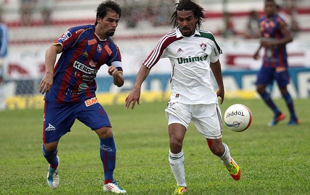 Araujo Fluminense (Foto: Ralff Santos / Fluminense F.C.)