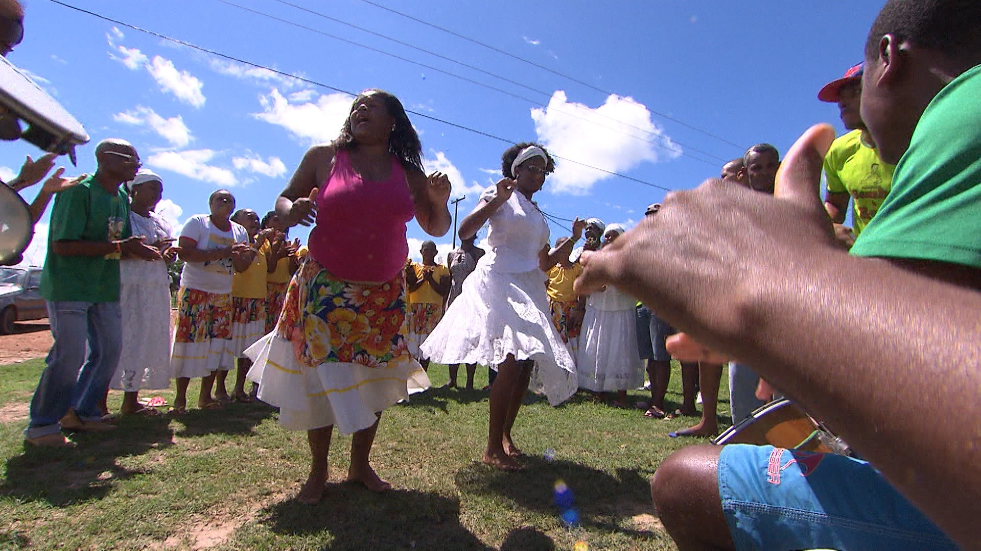Segundo episódio da série Quilombos da Bahia mostra comunidade em Irará (Foto: Divulgação)