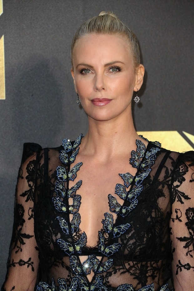 Charlize Theron (Foto: Frazer Harrison / GETTY IMAGES NORTH AMERICA / AFP)