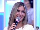 Ex-modelo, Fernanda Lima revela: 'Meu pai me obrigou a fazer faculdade'